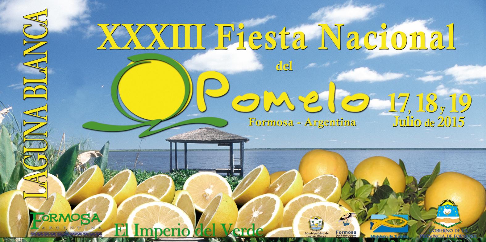 Fiesta Nacional del Pomelo Laguna Blanca @ Laguna Blanca | Formosa | Argentina